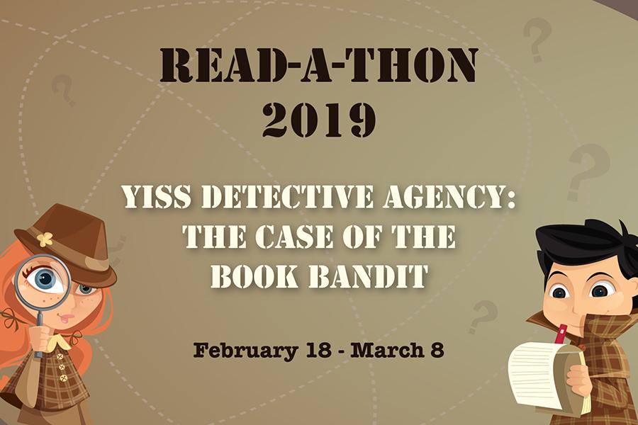 Read-A-Thon 2019