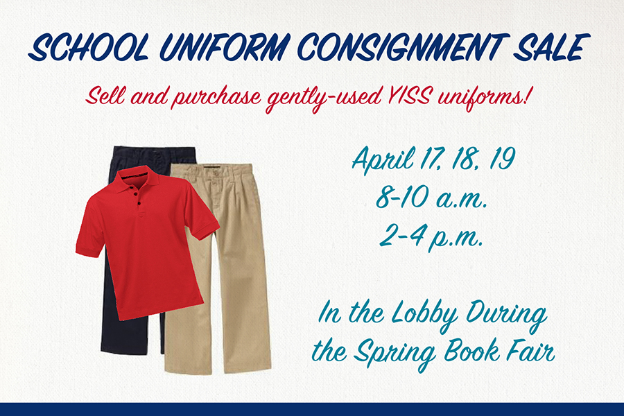 Spring Uniform Consignment Sale