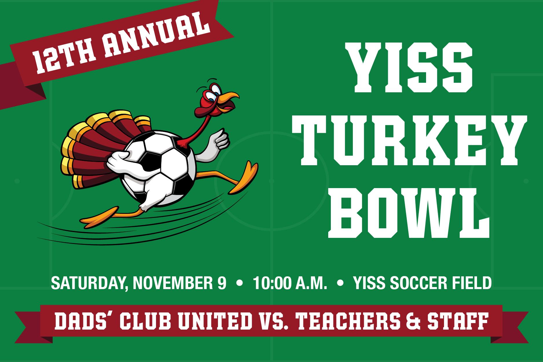 12th Annual YISS Turkey Bowl