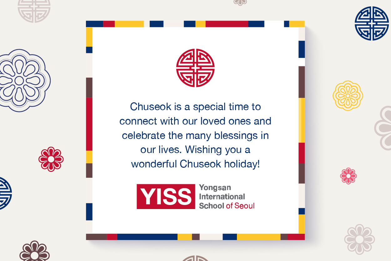 Chuseok Greeting