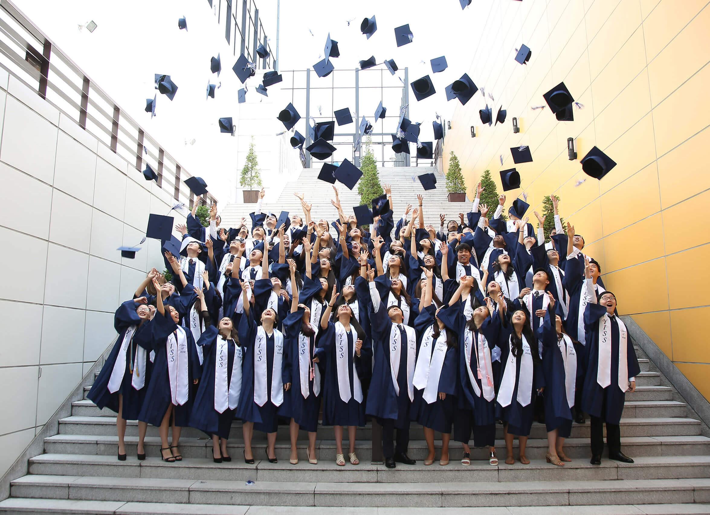 Admissions Graduation