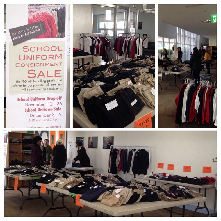 Consignment Sale Helps Uniforms Find New Homes | Yongsan