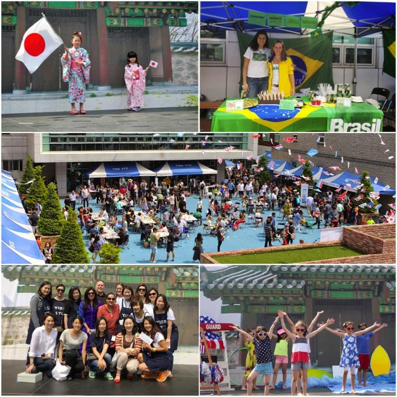 International Bazaar Celebrates Diversity of YISS | Yongsan