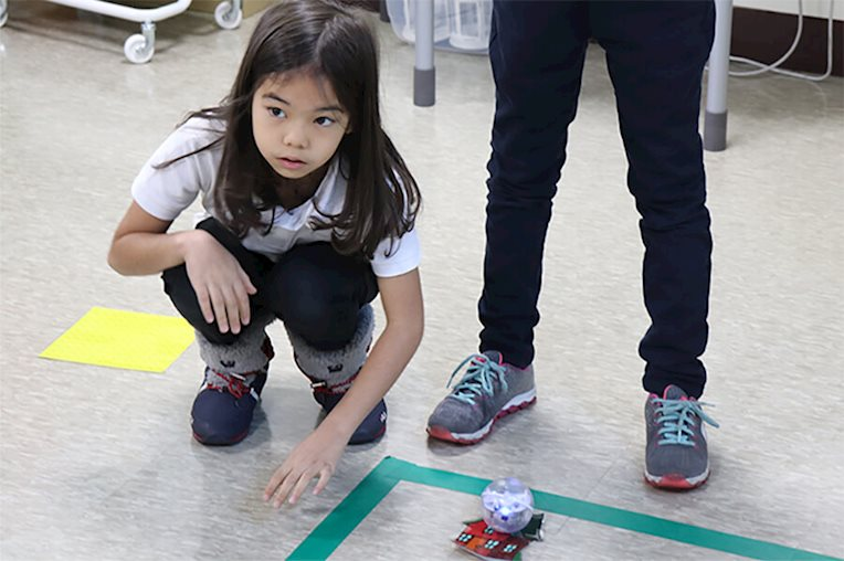 Hour of Code Robots