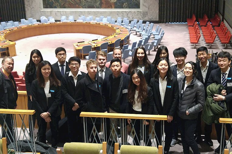 MUN at UN Headquarters