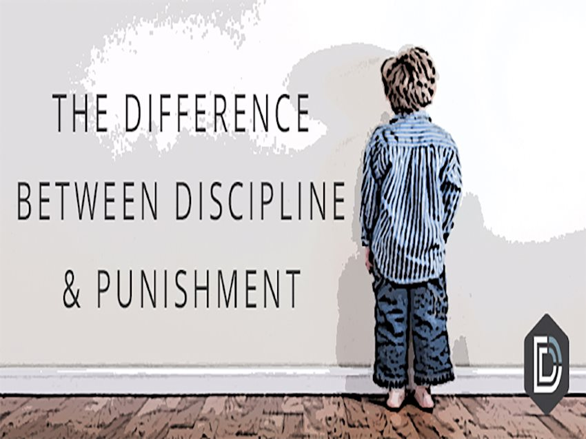 discipline vs. punishment