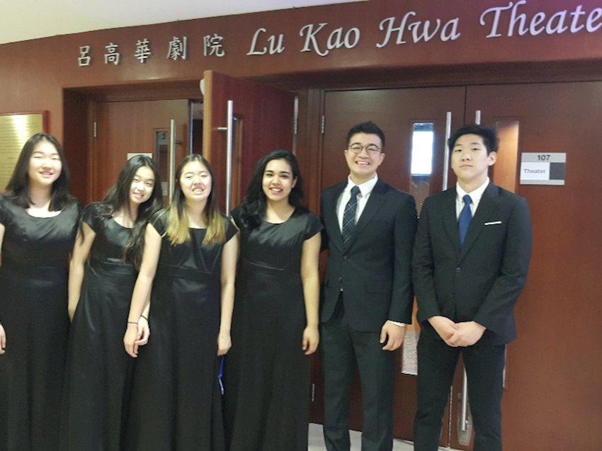 ACSC YISS Choir