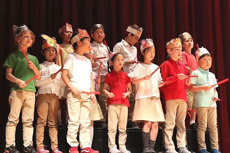 1st Grade Concert