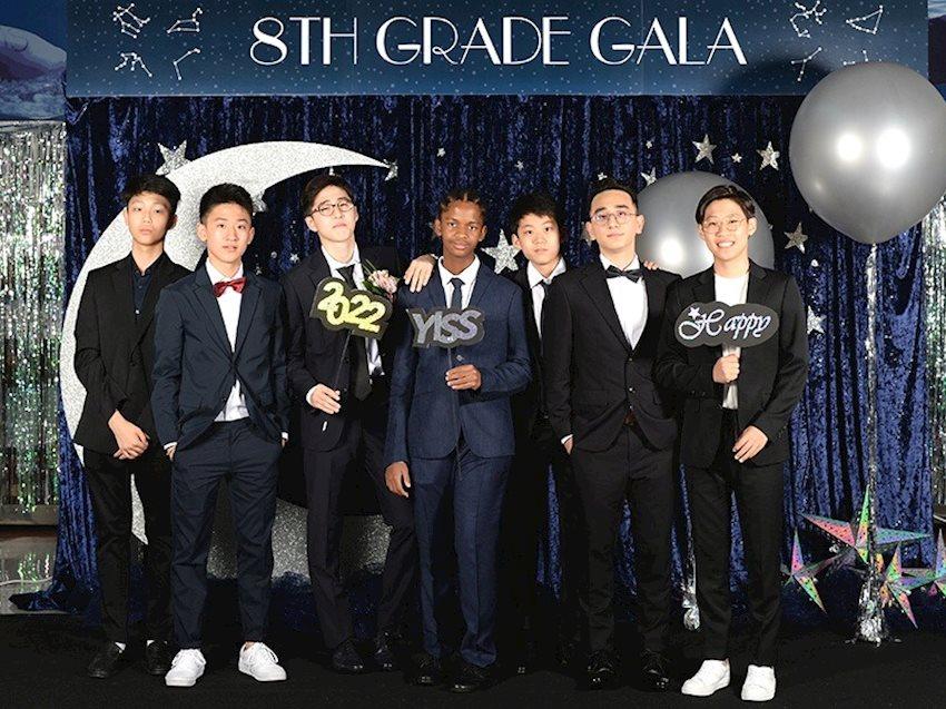 8th Grade Boys