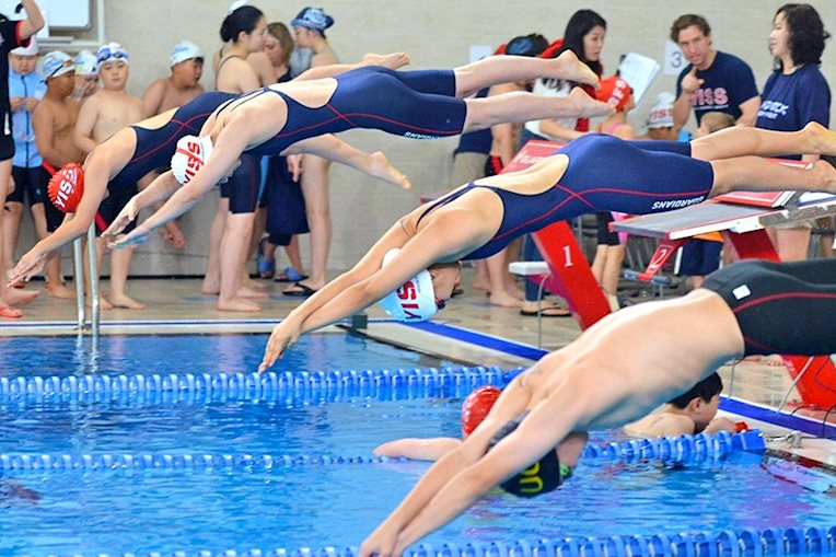 YISS Swimmers