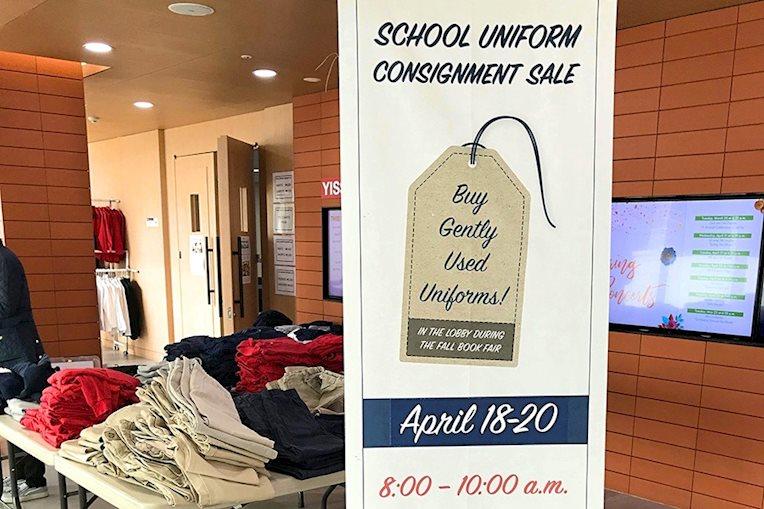 Uniform Sale