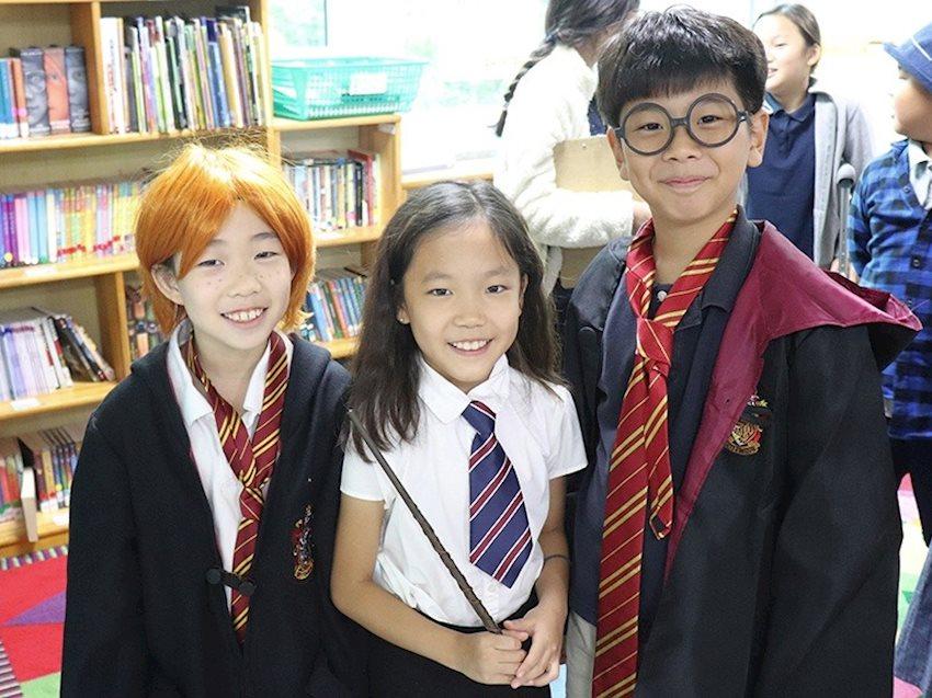 4th Grade Harry Potter