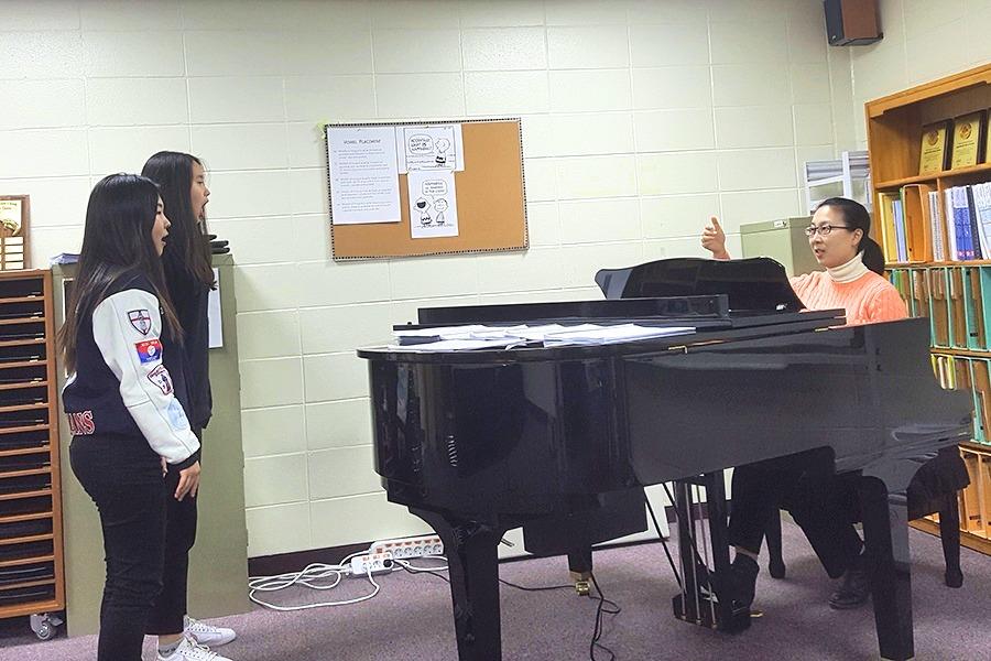 AMIS Choir Acceptees
