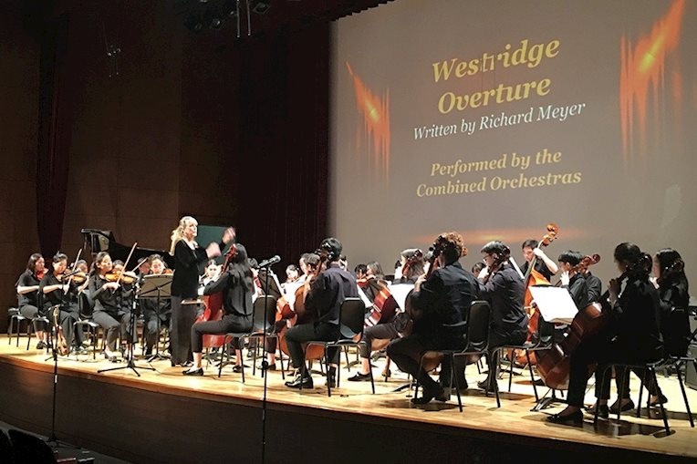 High School Orchestra Concert