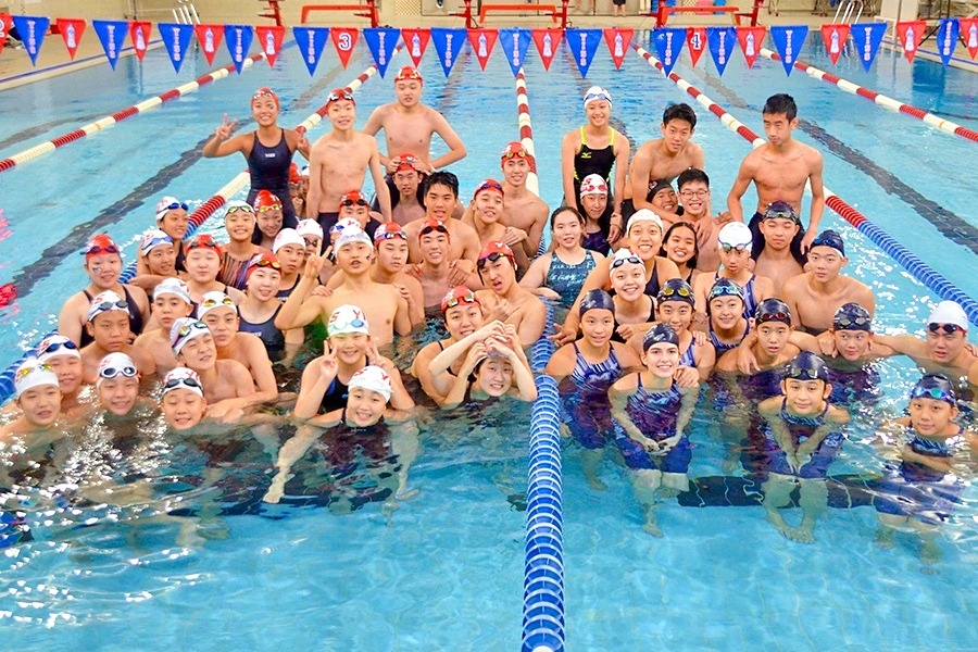 ACSC Swimmers