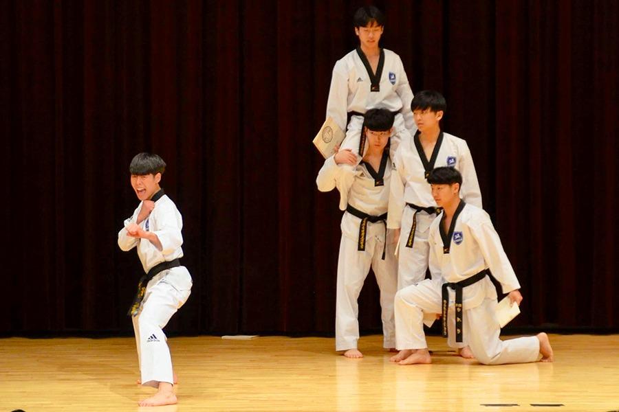 ACSC Swim Taekwondo