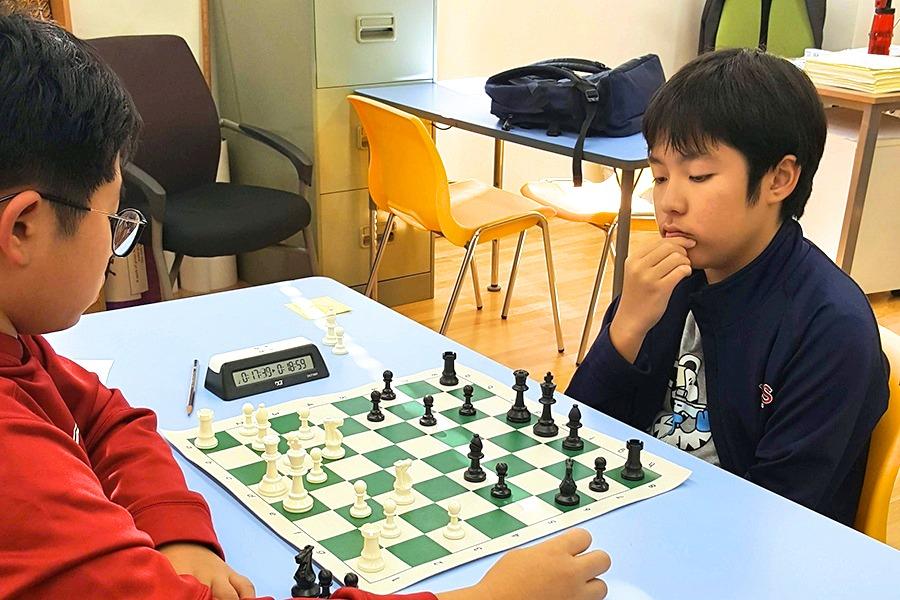 KAIAC Fall Chess Tournament