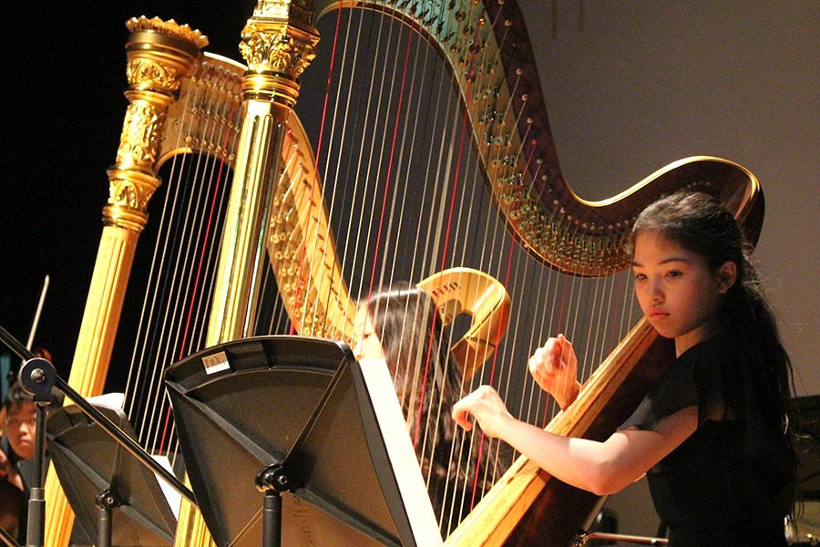 MS HS Orchestra Concert