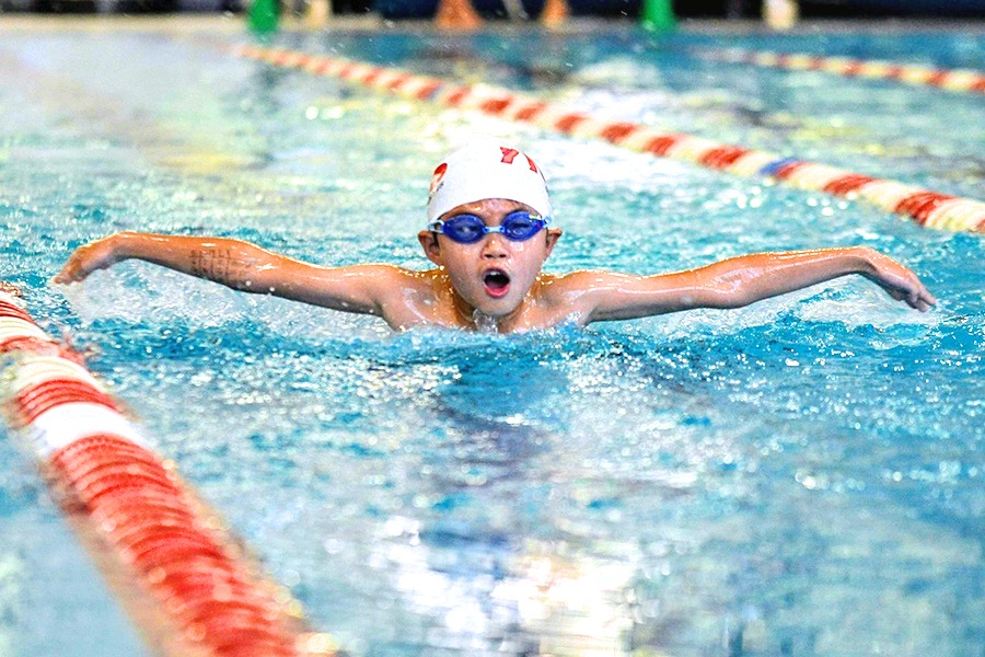 YISS Swimming Butterfly