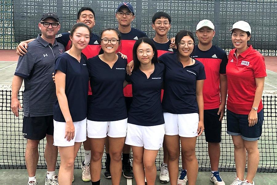 Far East Tennis Team