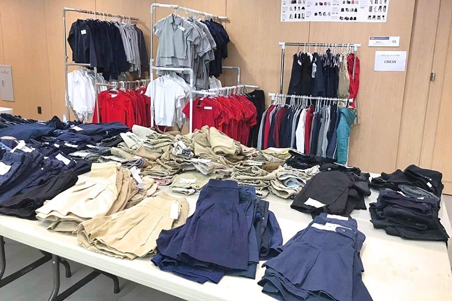 Uniform Consignment Sale