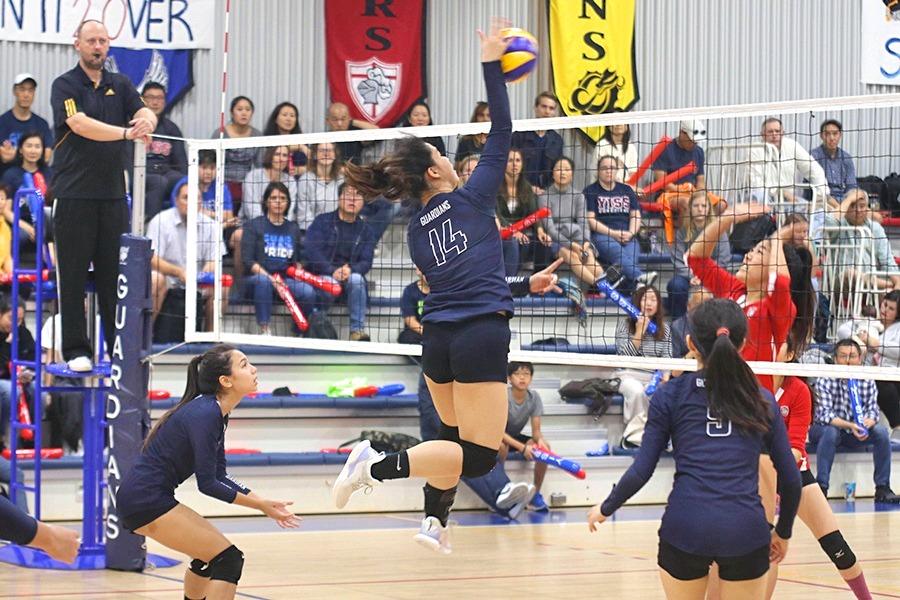 Varsity Girls Volleyball