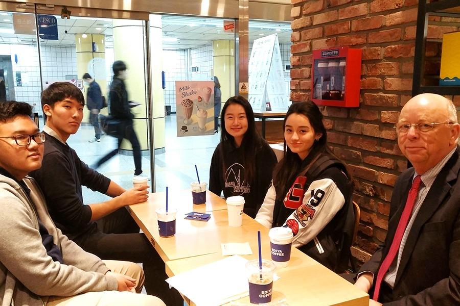 Headmaster Coffee Chats