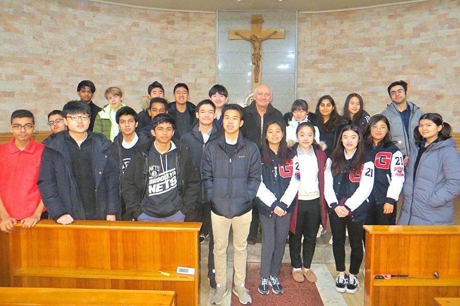 St. Francis Catholic International Parish of Seoul