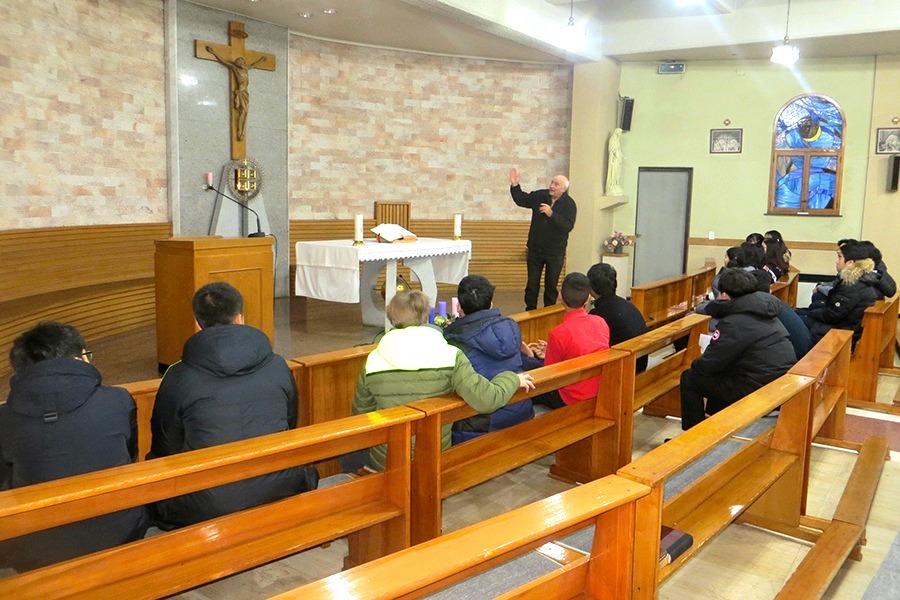 Father Giancarlo