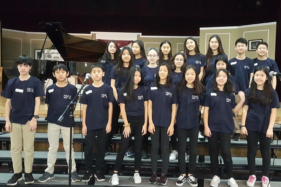 MS Honor Choir