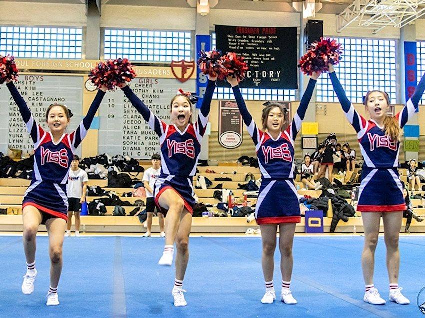 JV Cheerleading