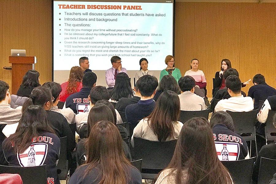 Oasis SEW Teacher Panel