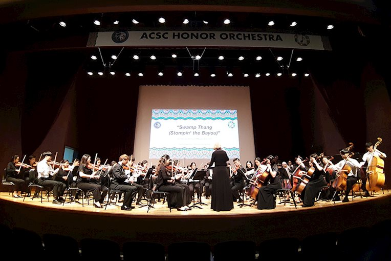 ACSC Honor Orchestra