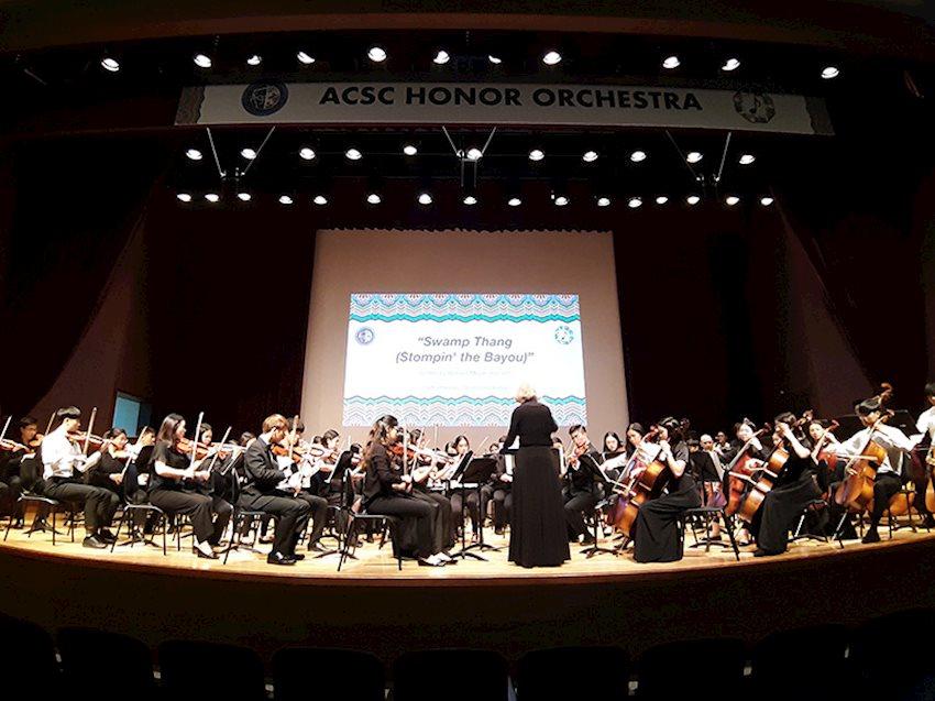 ACSC Honor Orchestra