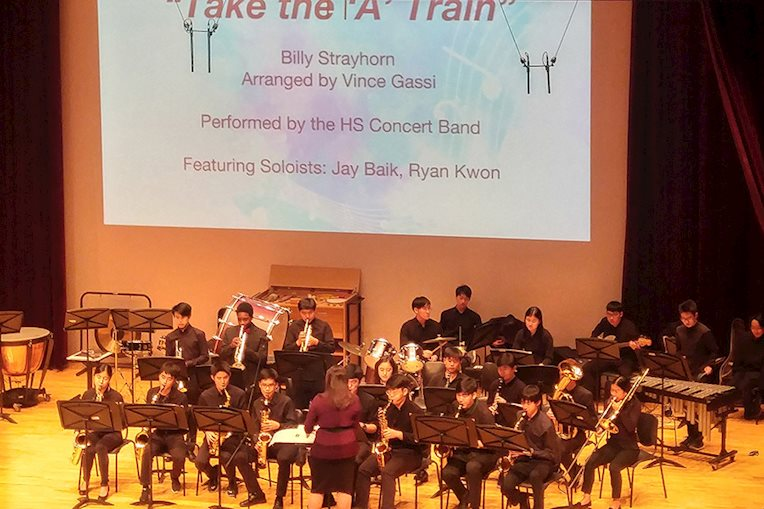 High School Concert Band