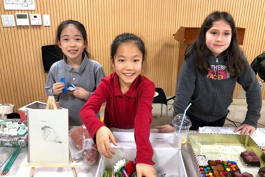 4th Grade Market Day