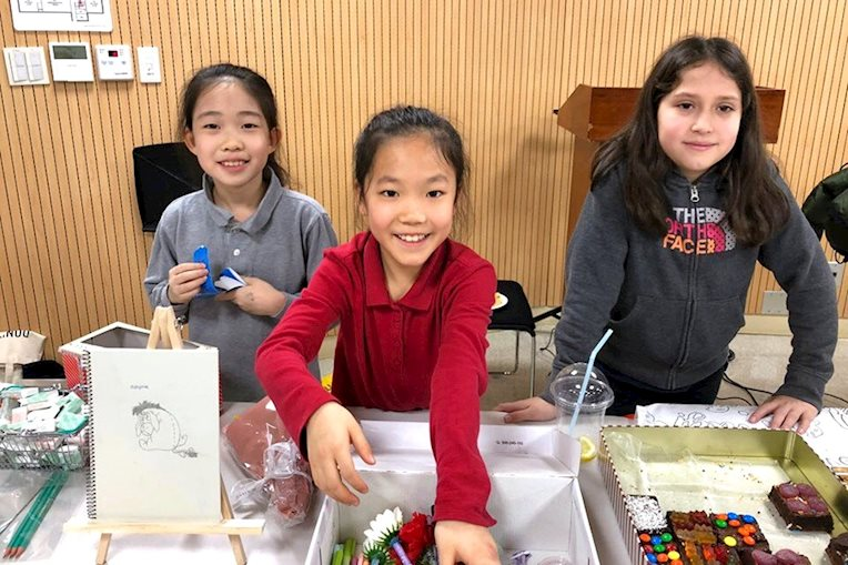 4th Grade Market Day