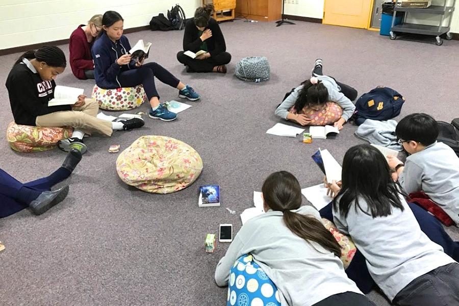 Middle School Reading Appreciation Program