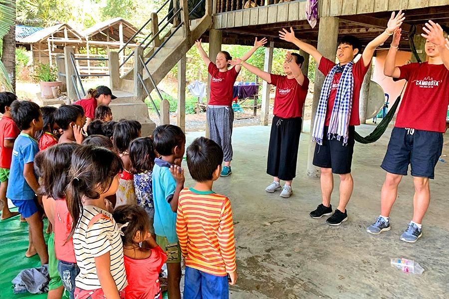 Cambodia GOES Trip