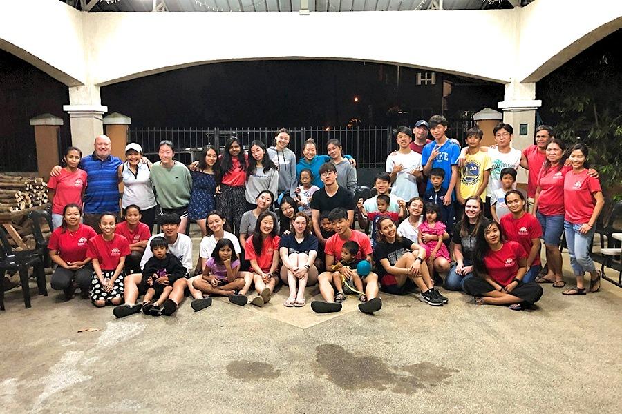 Manila GOES Trip