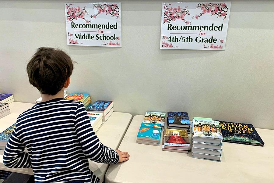 Spring Book Fair