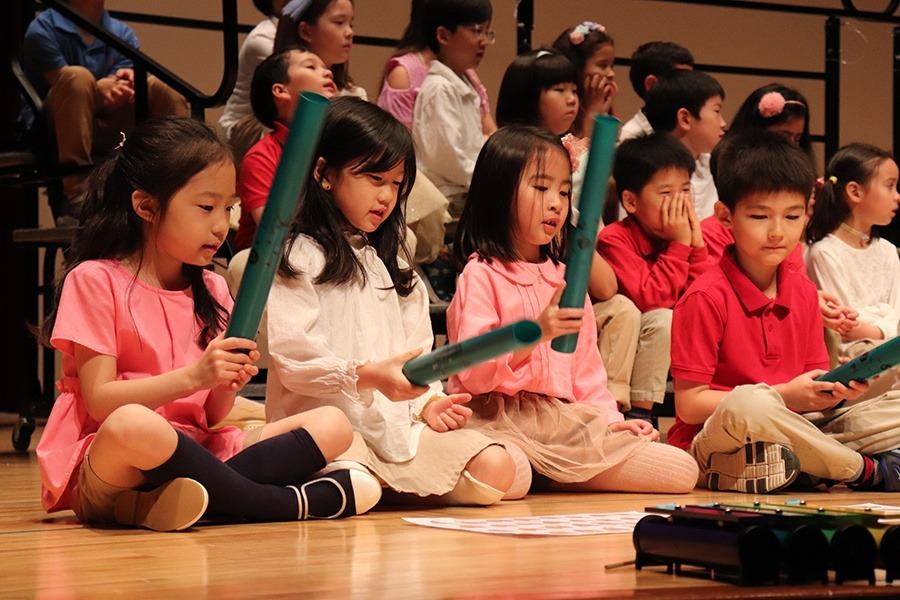 1st Grade Spring Concert