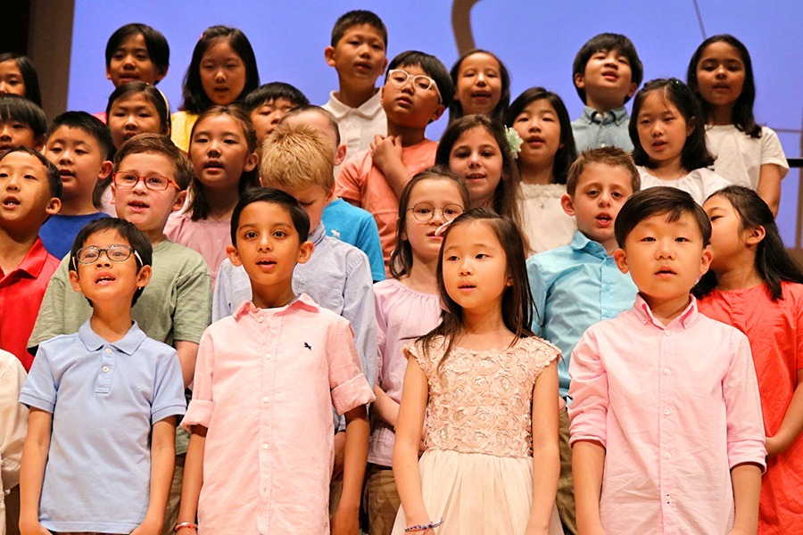 2nd & 3rd Grade Spring Concert