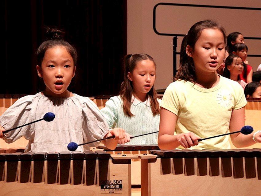 4th & 5th Grade 2019 Spring Concert
