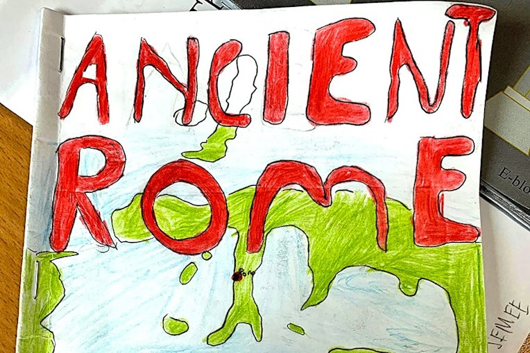 6th Grade Ancient Rome Project