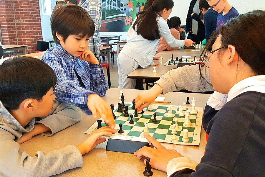 KAIAC Partner Chess