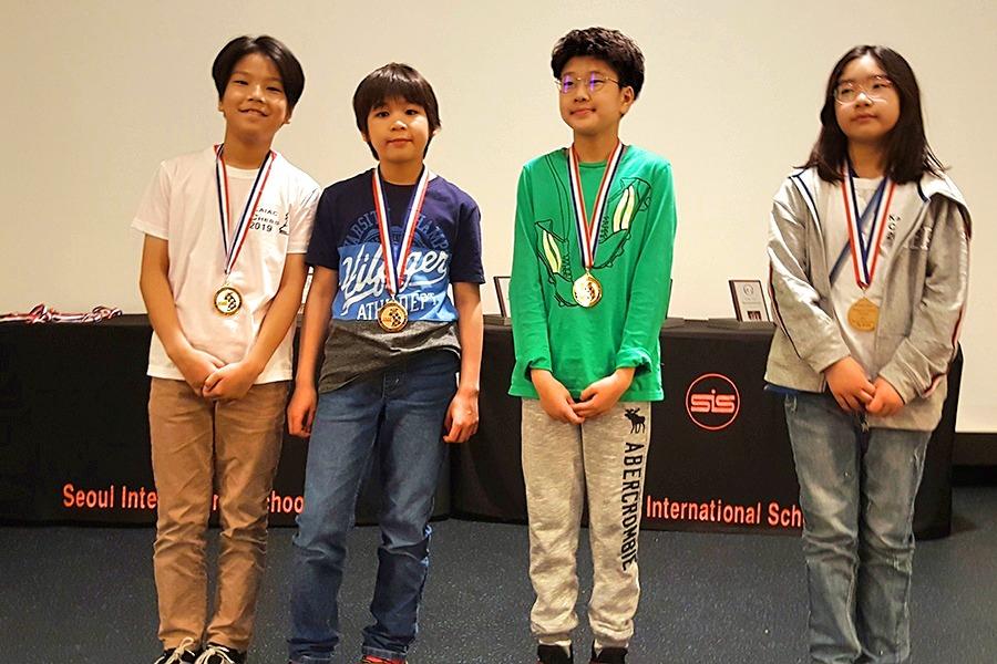 KAIAC Chess Winners