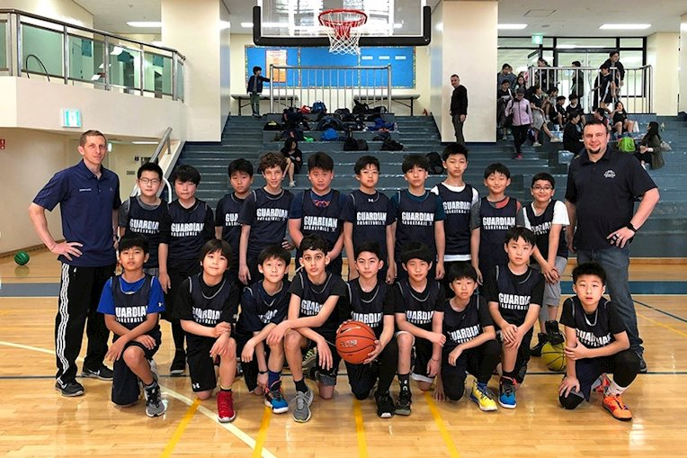 Elementary Boys' Basketball