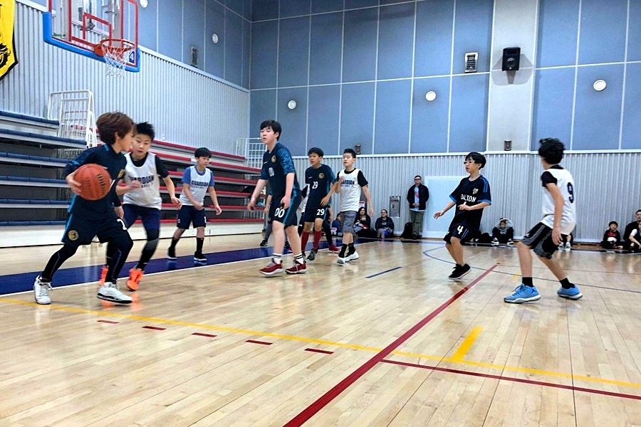 Elementary Boys' Basketball
