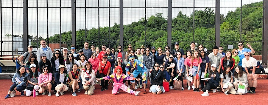 ES Funky Field Day Volunteers